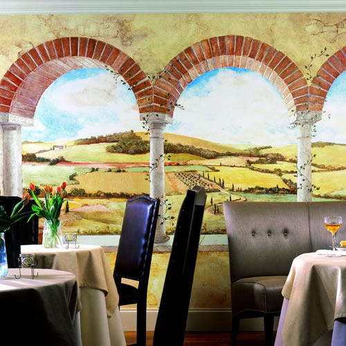 Tuscan Vista Wall Mural Wall Mural UR2003M by York Wallcoverings