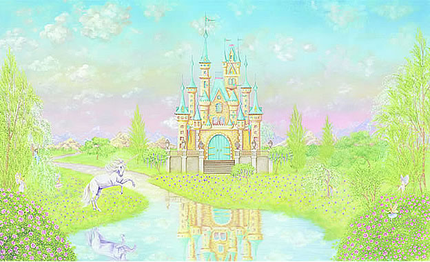 Storybook Wall Mural By York And Children S Wallpaper Murals